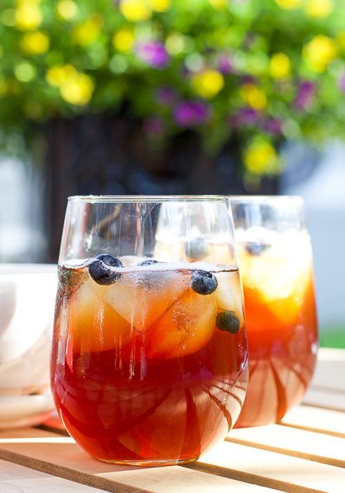Southern sweet tea, lightly sweetened Southern Sweet tea, Southern ice tea, how to make Southern sweet tea, sweet tea recipe