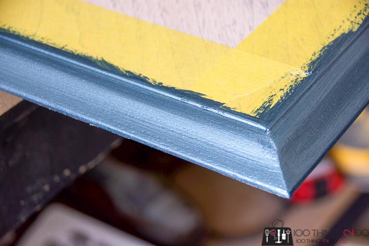 make your own dry-erase board, DIY dry-erase board, how to make a dry erase board, dry-erase