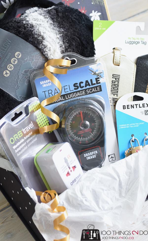 Christmas gift idea for the traveller