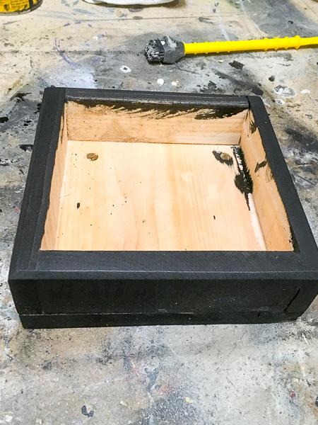 scrap wood box