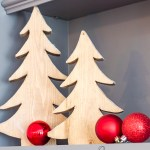 Wooden Christmas trees, scrap wood trees, wood pine trees, wood trees, DIY Christmas decorations