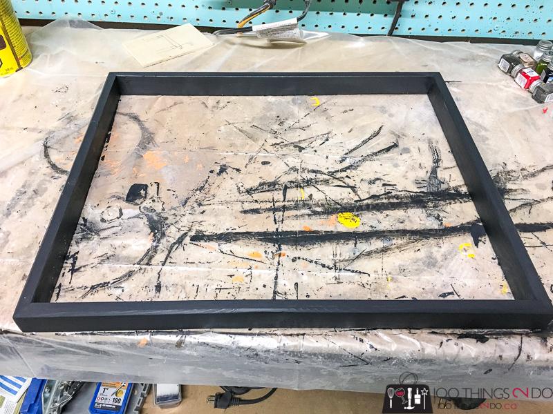 scrap wood frame