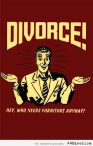 funny divorce image