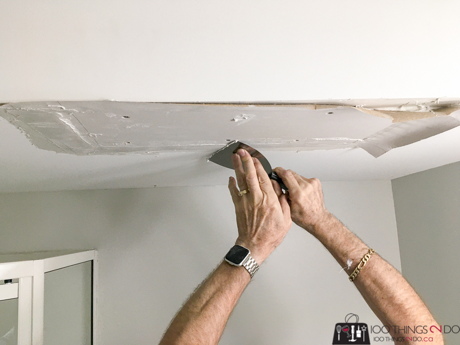 How to patch drywall, drywall repair, patching drywall