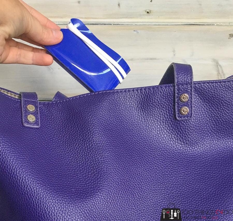 mask storage pouch / mask storage wallet