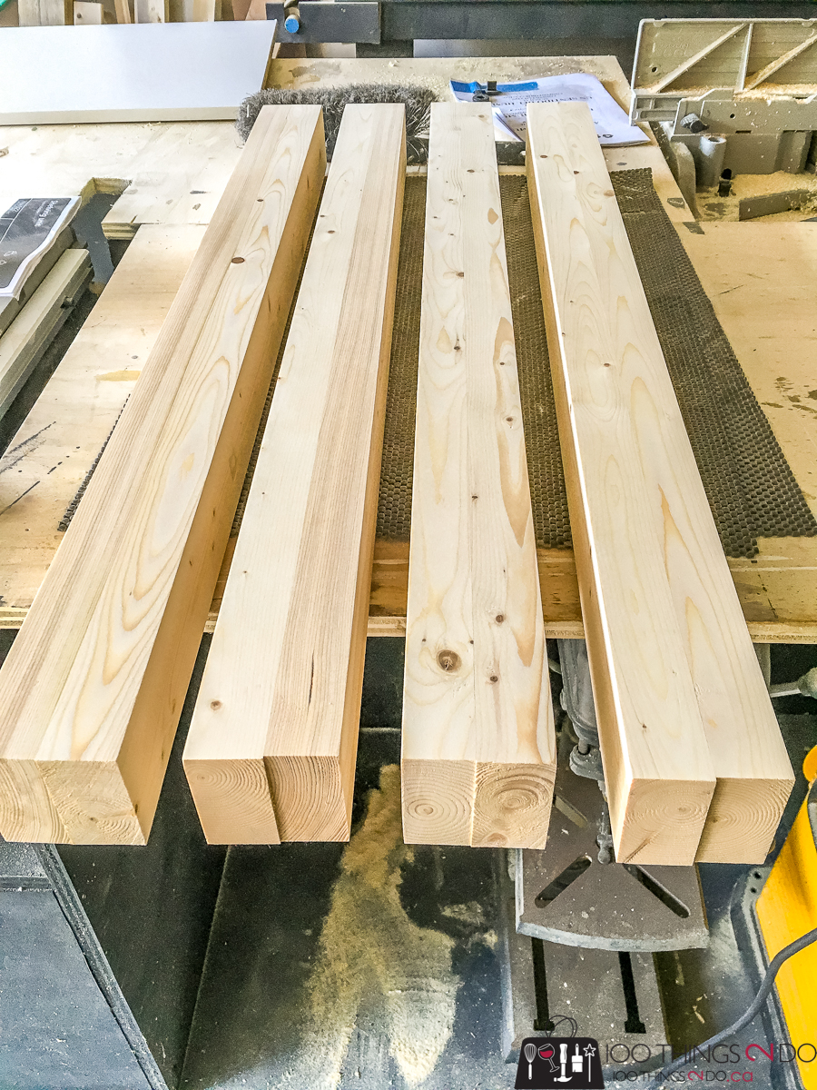glue-up, laminated boards