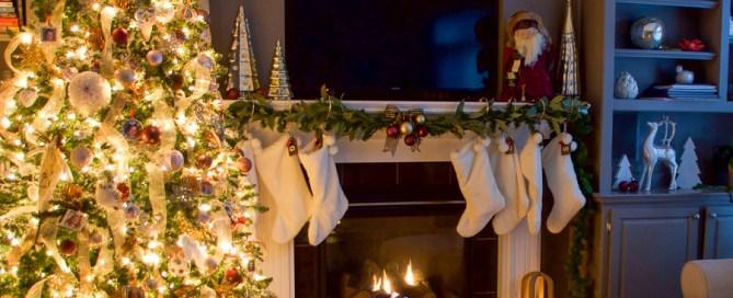 Christmas tree 2020, Christmas family room