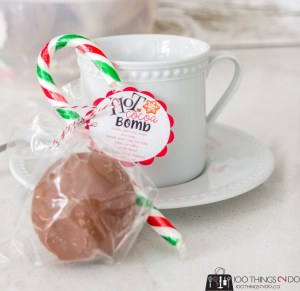 Hot cocoa bombs, hot chocolate bombs