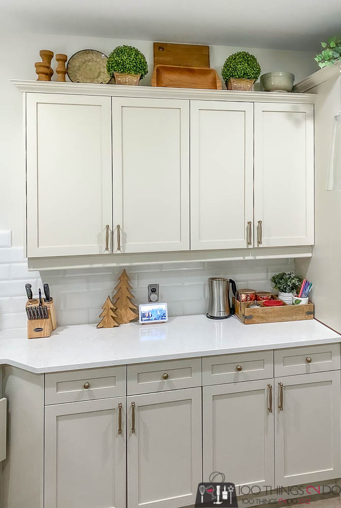 Styling Above Kitchen Cabinets 100 Things 2 Do