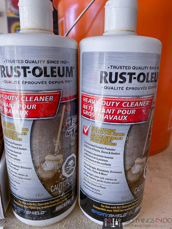 Rust-Oleum Heavy Duty Cleaner & Degreaser