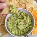favourite guacamole, favourite guacamole, easy guacamole