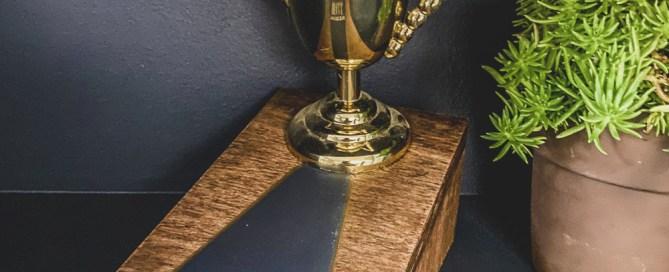 cornhole trophy
