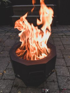 Innostage smokeless fire pit, fire pit