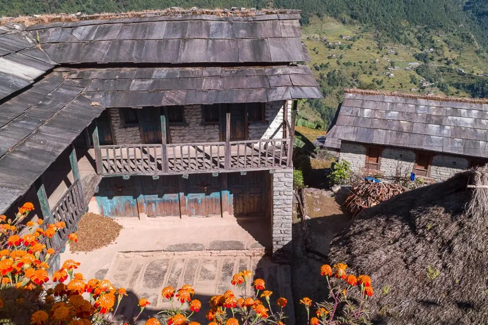 Mountain house, Annapurna