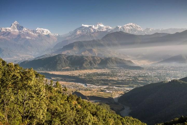 Annapurna, Himalaya
