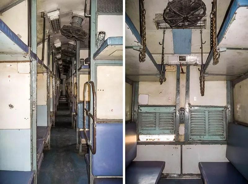 India sleeper train