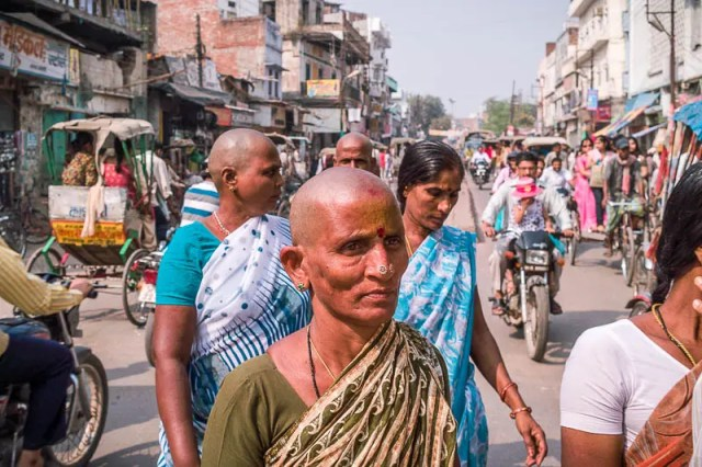 People of Varanasi