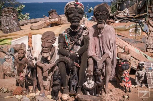 Senegal handicrafts