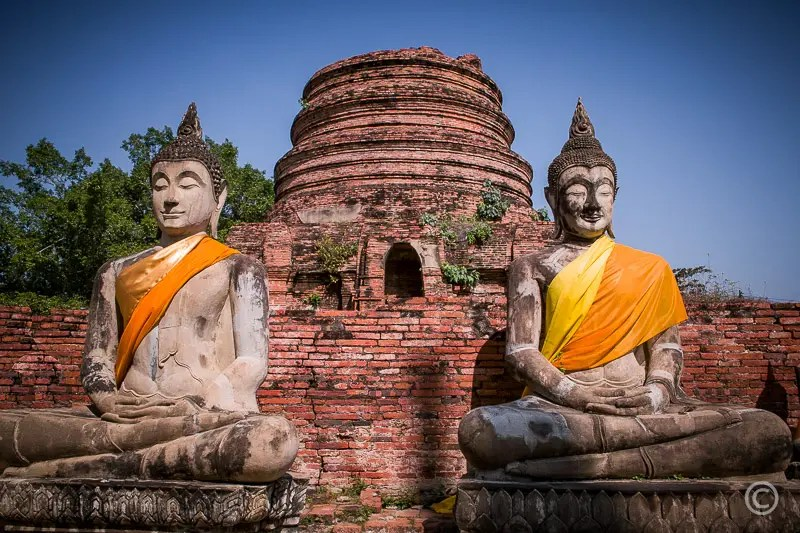 Temples of Thailand Photos