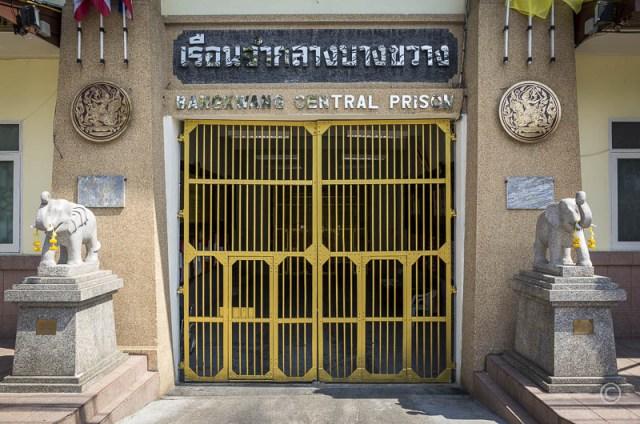 Bang Kwan Prison, Bangkok