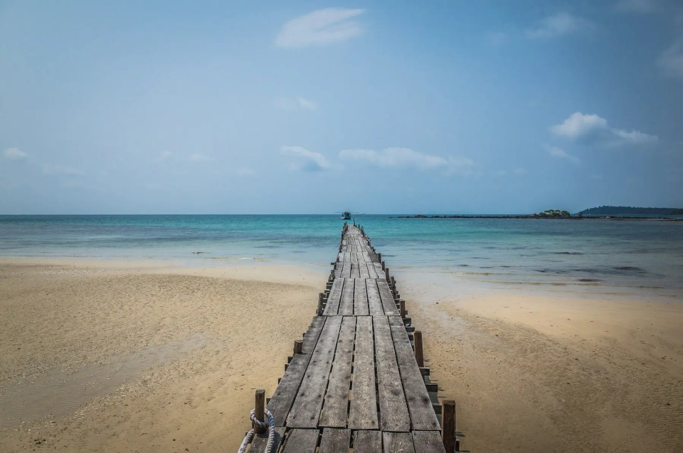 Lonely Beaches - 25 travel quotes