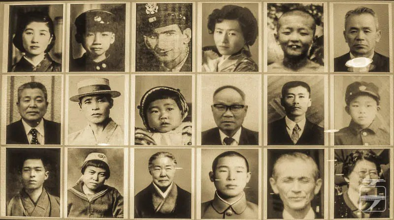 Bombing of Hiroshima victims