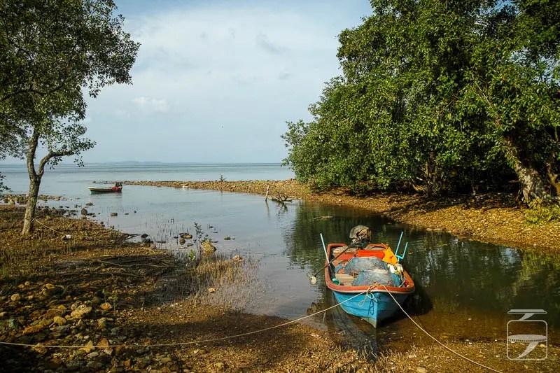 Fishing Boat, Koh Chang