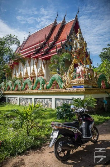 Salak Phet Temple, Koh Chang