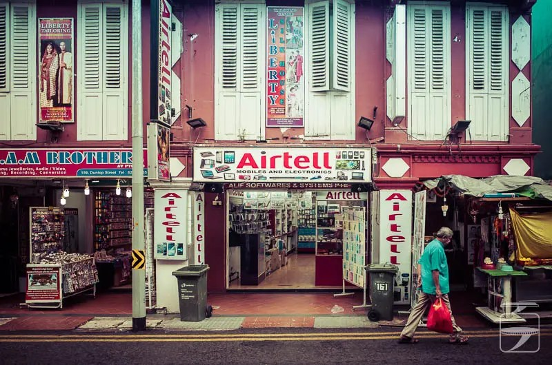 Little India stores, Singapore
