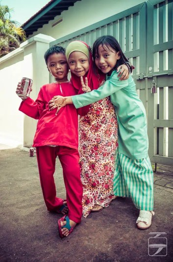 Arab Quarter Children