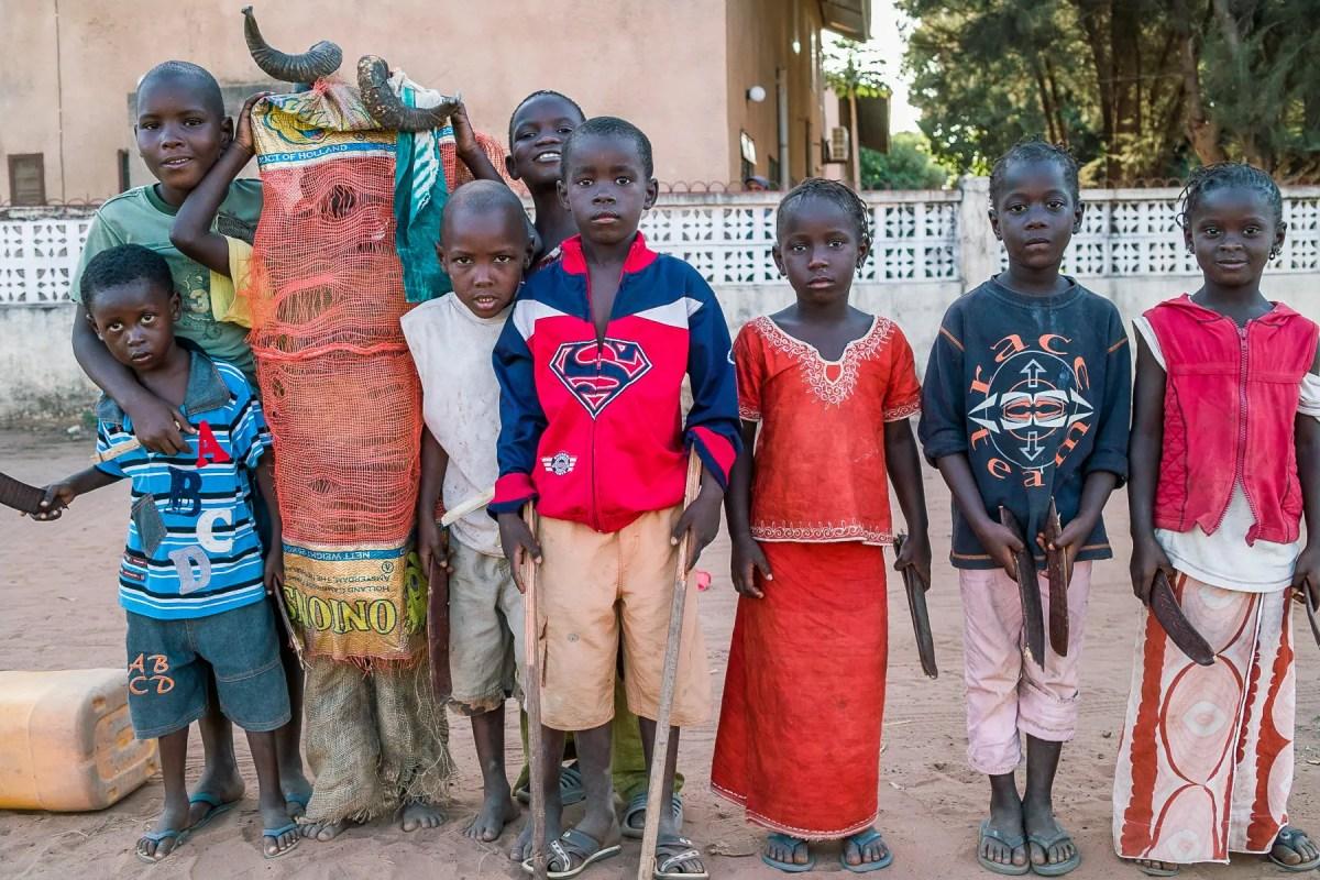 Banjul, The Gambia