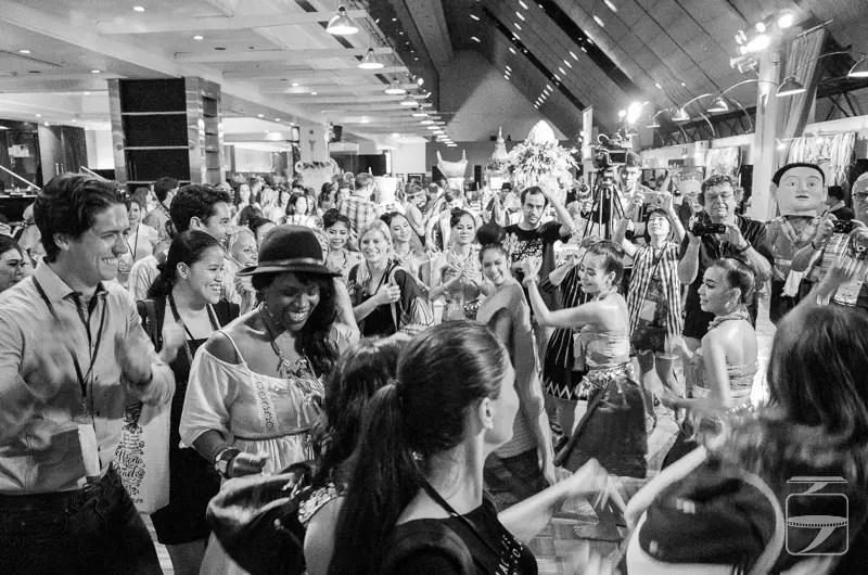 TBEX Bangkok opening party