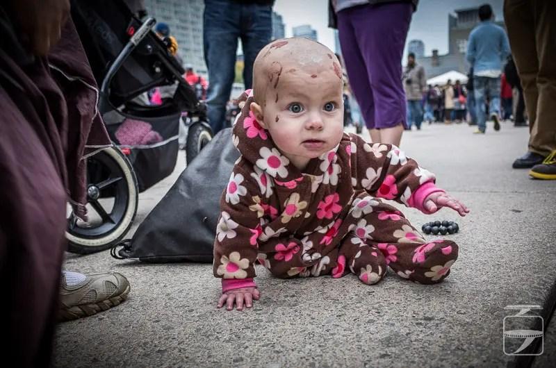 Future zombie