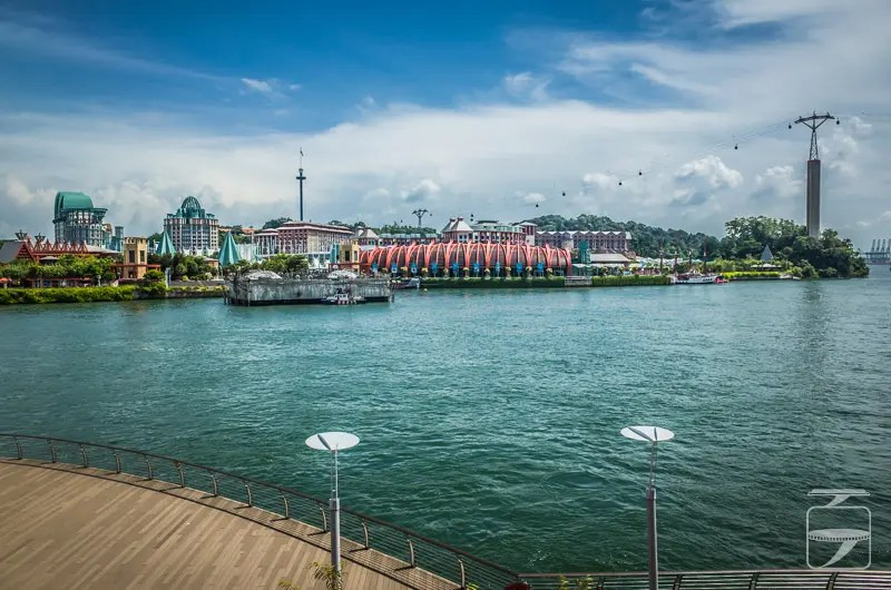 Singapore fun - Sentosa Island