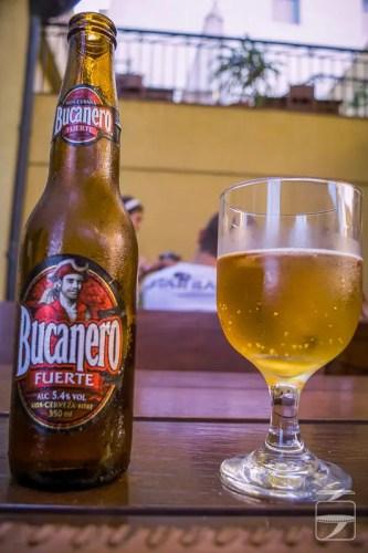 World beers: Bucanero Fuerte, Cuba