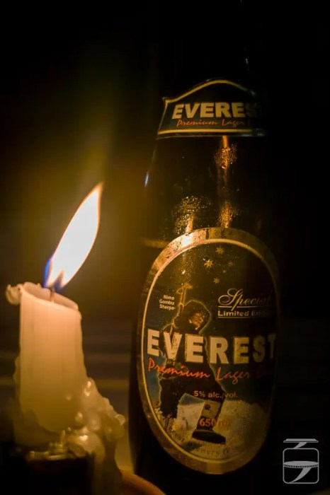 World beers: Everest, Nepal
