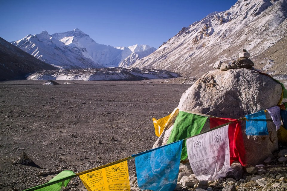 Everest Base Camp - 25 travel quotes