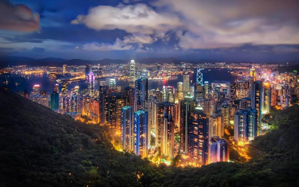 Hong Kong - 25 travel quotes