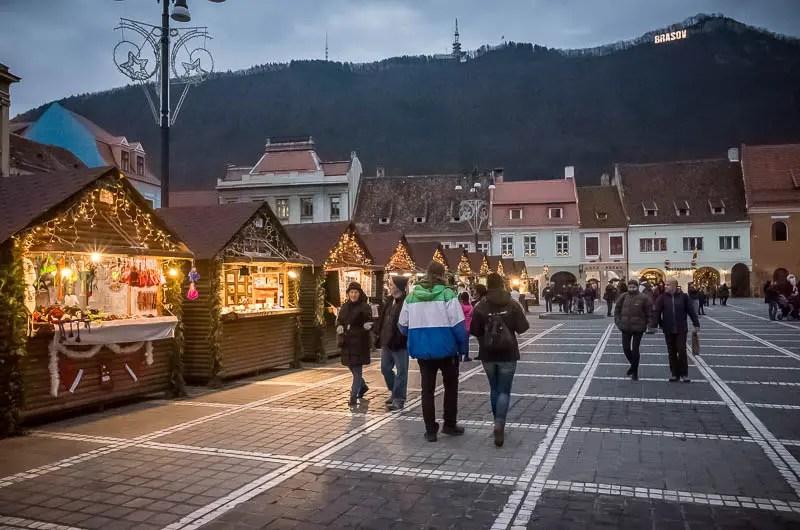 Christmas Market Brasov
