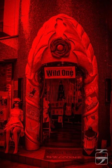 Wild One – Shibuya