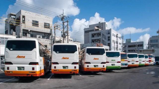 Ishigaki bus terminal