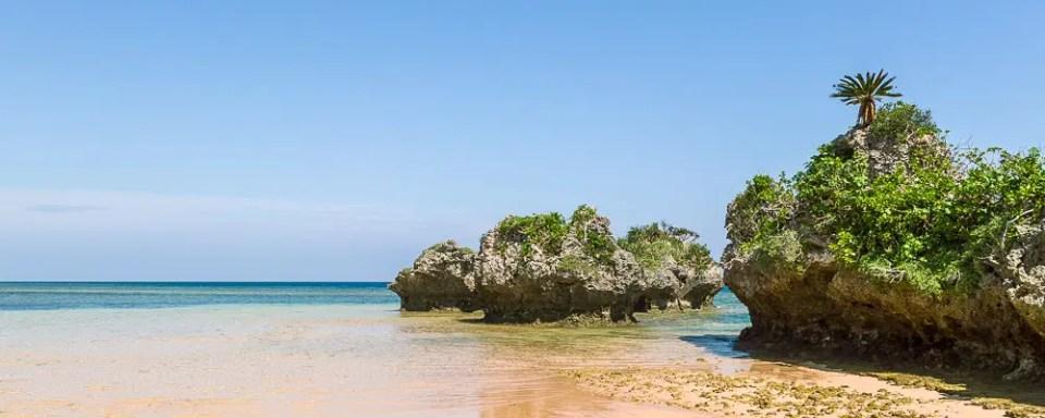 Iriomote Jima island