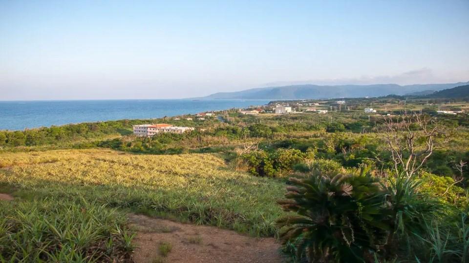 Iriomote Jima, island view