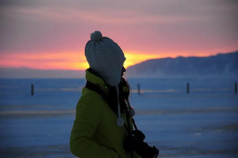 May, Baikal Lake