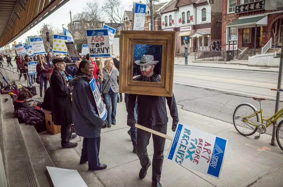 AGO (Art Gallery of Ontario)