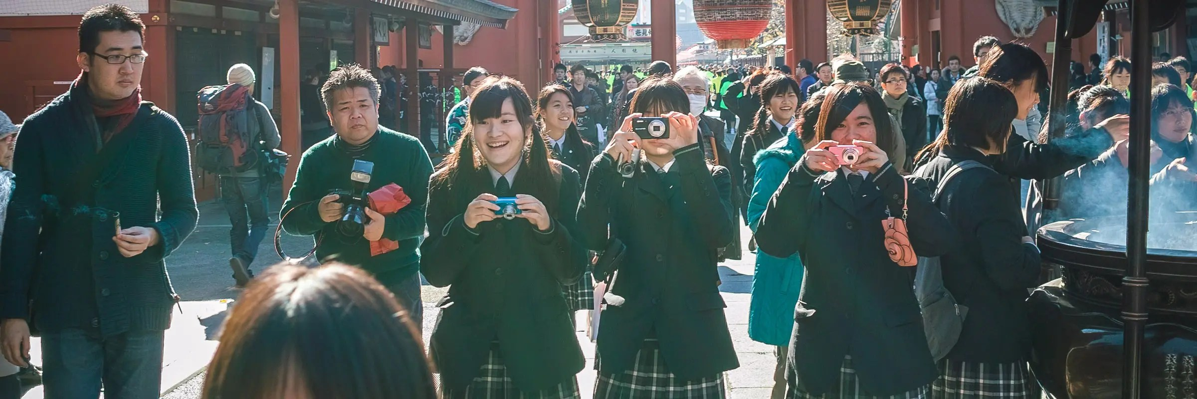 Tokyo Photographers