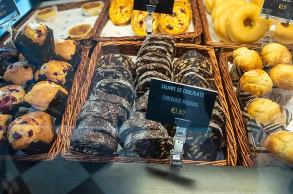 Padaria Lisboa bakery