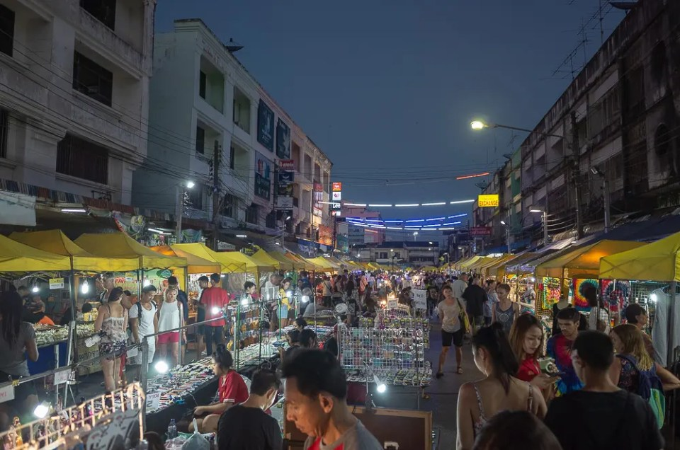 Ao Nang Night Market