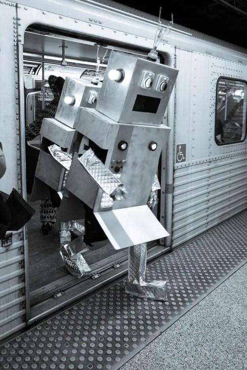 Human robots