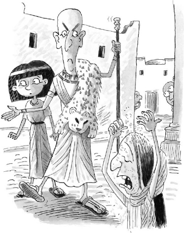Read The Magic and the Mummy by Terry Deary online free